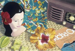 Aloha Oe by Cynthia Conrad