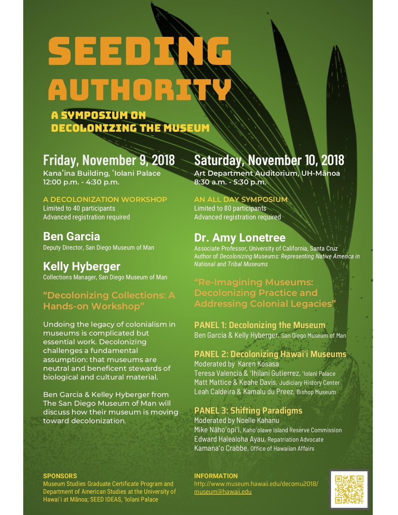 University Of Hawai I At Manoa American Studies Invitation To