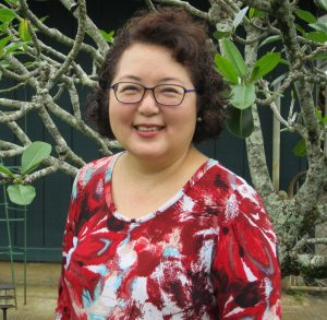Profile photo of Doctor Gay Satsuma, Associate Director for the Center for Japanese Studies