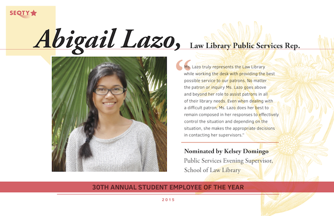Abigail Lazo
