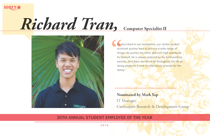 Richard Tran