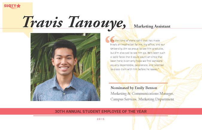 Travis Tanouye