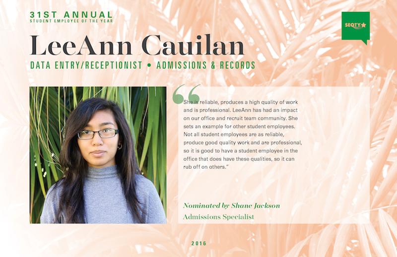 LeeAnn Cauilan