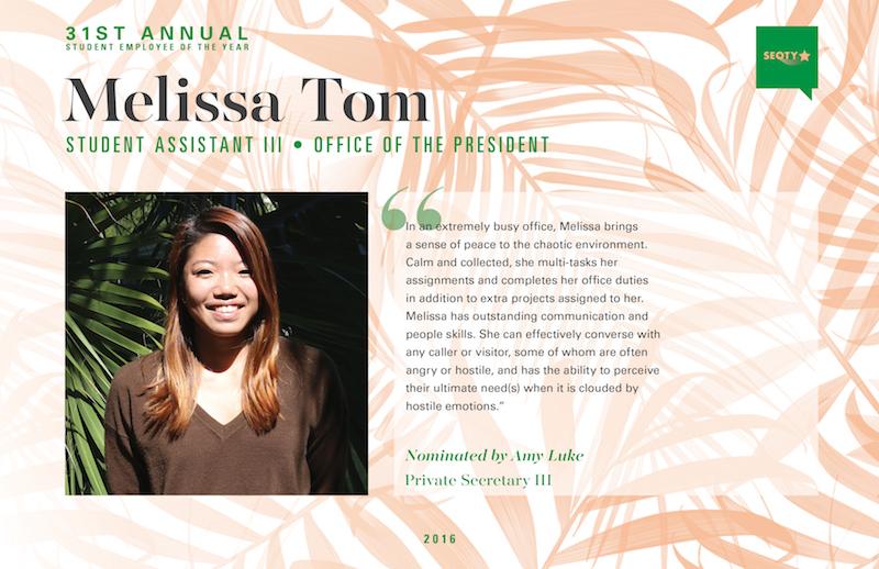 Melissa Tom