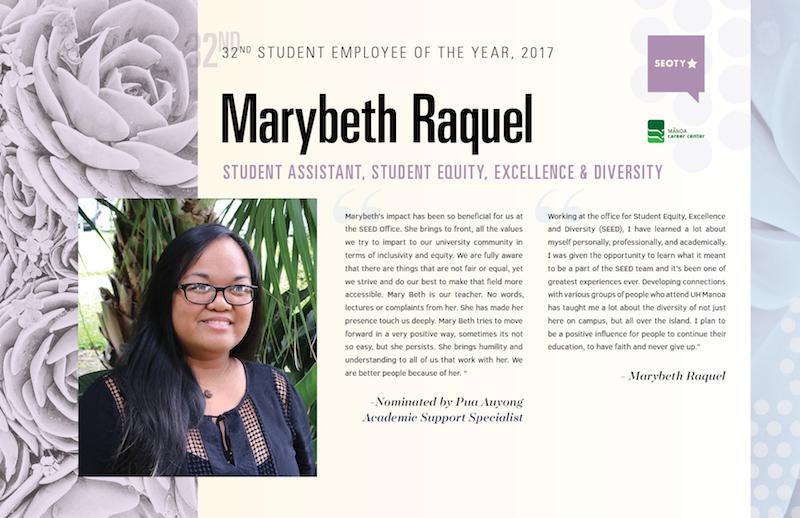Marybeth Raquel