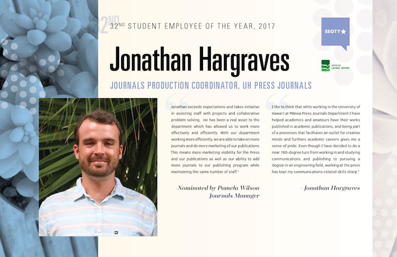 Jonathan Hargraves