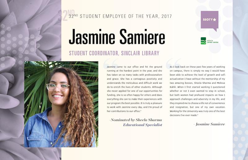 Jasmine Samiere