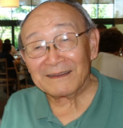 Daniel Kwok, first director of the Center for Chinese Studies. Photo taken in 2013.