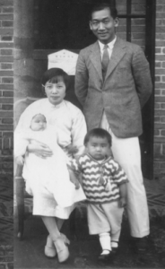 Family of Tan Zhuoyuan