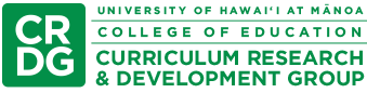 curriculum research & development group logo