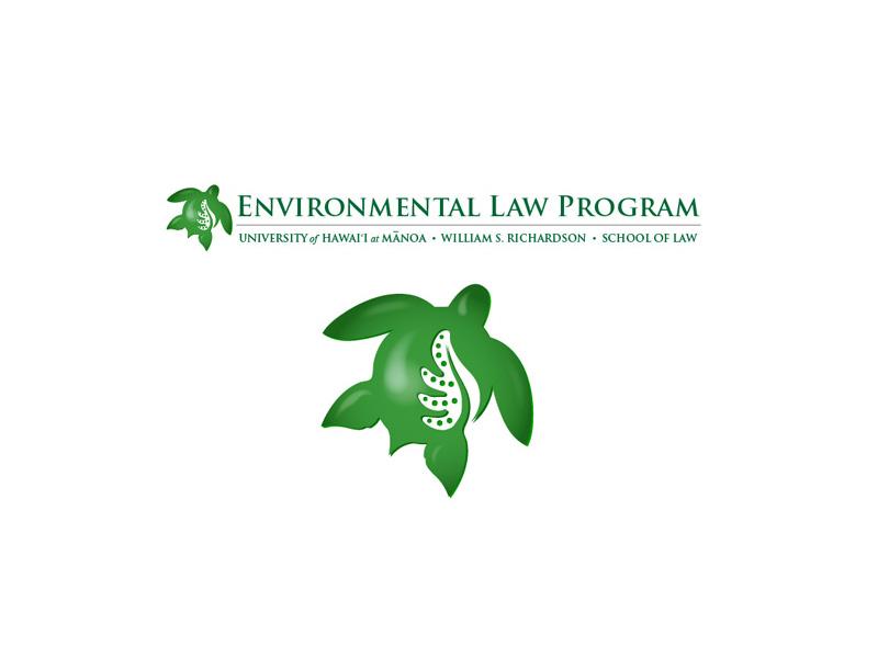 UHM Environmental Law Program logo