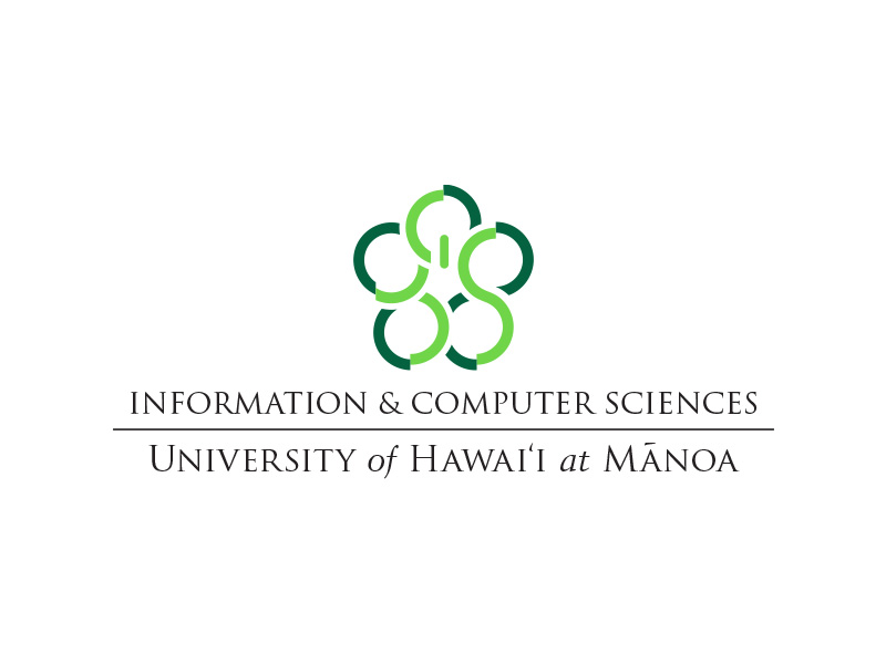 UHM Information & Computer Sciences logo