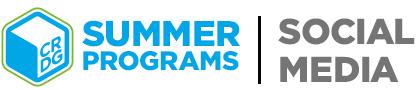 summer programs social media