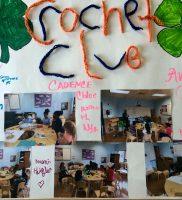 Catlin SAC Crochet Club