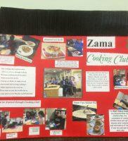 Zama Teen Cooking Club