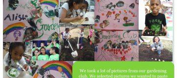 Camp Zama 4-H Gardening Club