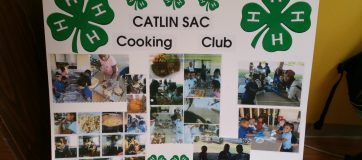 Catlin Clubhouse 4-H Cooking Club