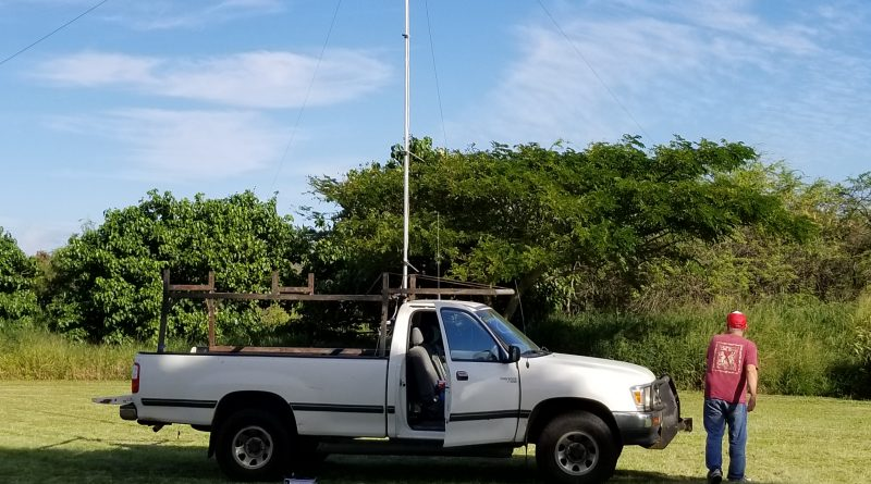 Mobile HAM Radio Antenna