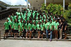 2013 Ahaolelo delegates