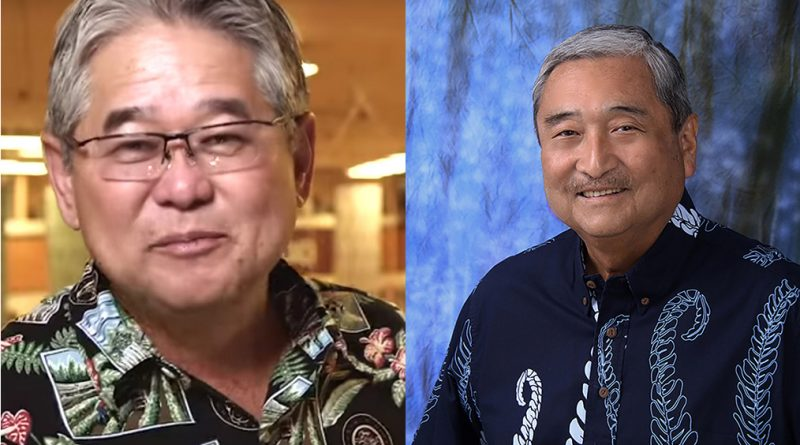 2020 4-H Alii Derek Kurisu and Barry Taniguchi