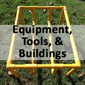 Equipment Tools and Buildings