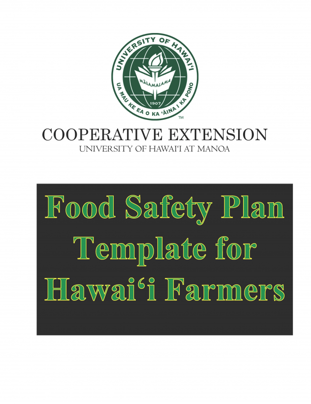 Model Food Safety Plan image