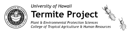UH Termite Project - PEPS/CTAHR