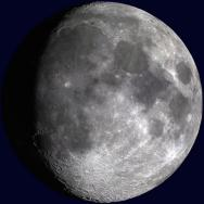 <p><strong>SF Fig. 6.10.</strong> (<strong>C</strong>) Waxing gibbous</p><br />