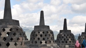 Borobudur and Javanese Church