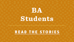 BA Students - Read the stories