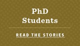 PhD Students - Read the stories