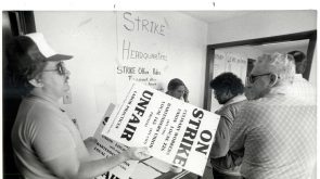Culinary union strike 1984 Vegas