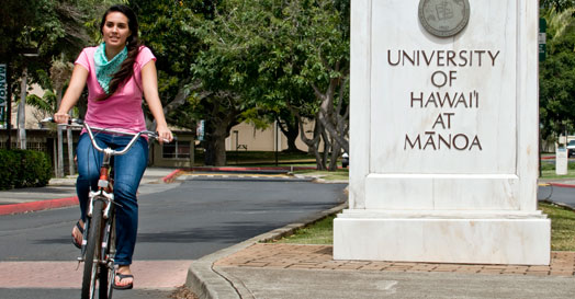 UH Manoa: Campus Life: Health & Wellness