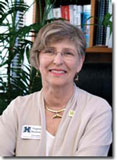 Chancellor Virginia Hinshaw