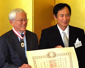 George Tanabe and Toyoei Shigeeda