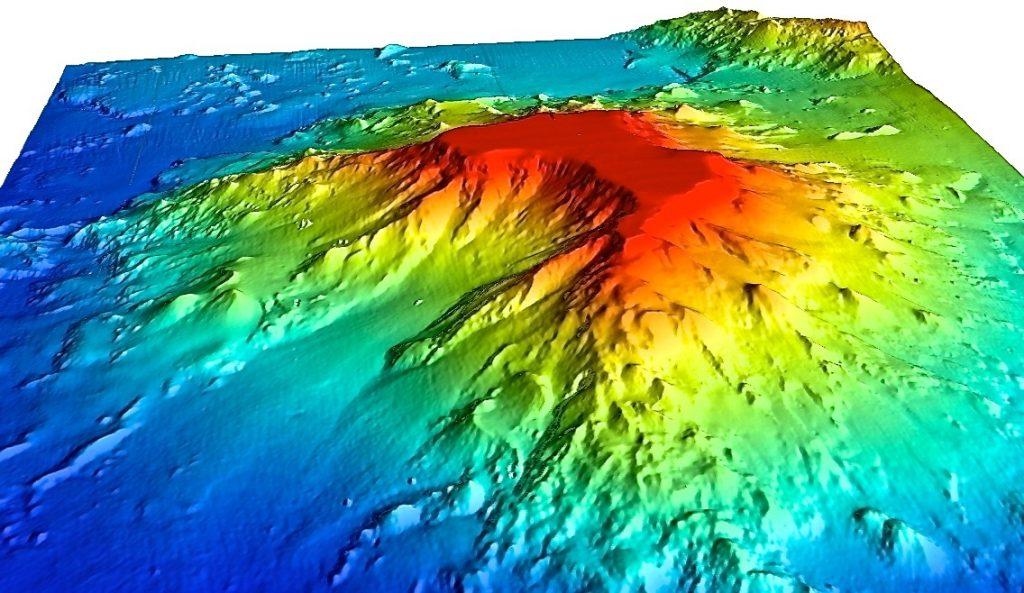Turnif Seamount