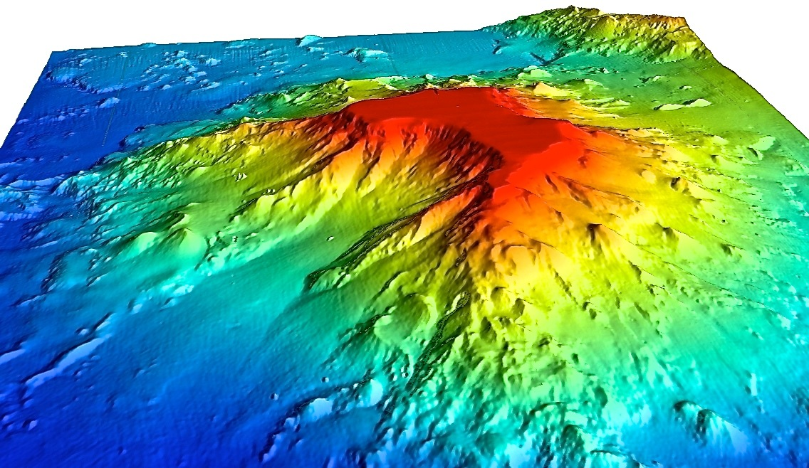 Scientists Chart Seafloor Of One Of The Largest Marine