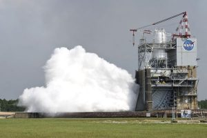 Rocket engine testing