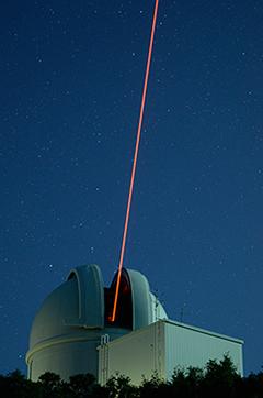 Robo-AO laser