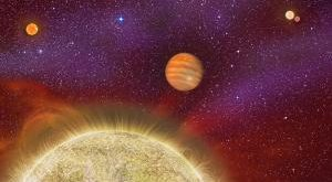 30 Ari star system