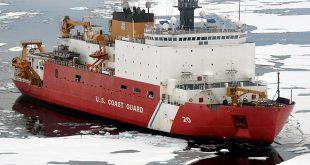U.S. Coast Guard Cutter Healy (photo courtesy of the U.S. Coast Guard)