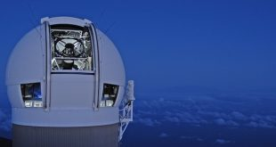 The Panoramic Survey Telescope & Rapid Response System (Pan-STARRS)