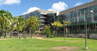 The University of Hawaiʻi Cancer Center