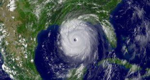 Katrina satellite imagery. Credit: NOAA