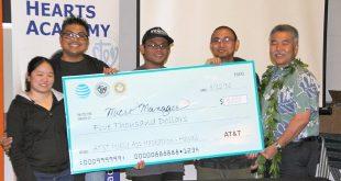 AT&T Hackathon winners