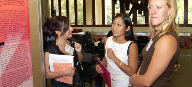 Student projects shine at UH Mānoa Undergraduate Showcase