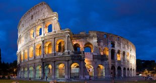 Colosseum in Rome. Photo by DAVID ILIFF. License: CC-BY-SA 3.0