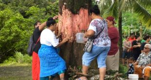 Place-based education in American Sāmoa. Photo courtesy of UHM College of Education