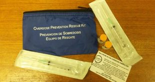 Overdose Prevention Rescue Kit