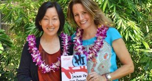From left, Karen Umemoto and Katherine Irwin